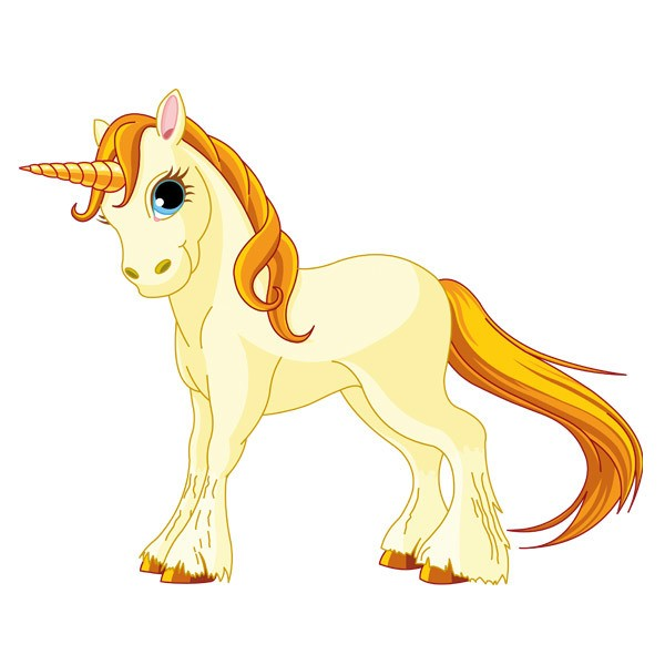 Stickers for Kids: Pony Unicorn