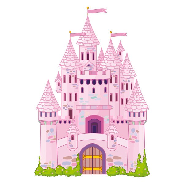Stickers for Kids: Prince Castle