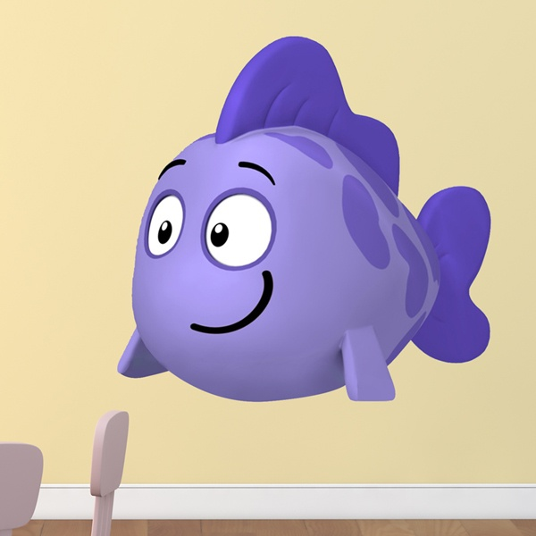 Stickers for Kids: Bubble 8