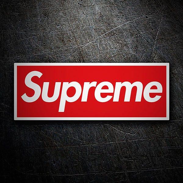 Sticker Supreme Muraldecal Com