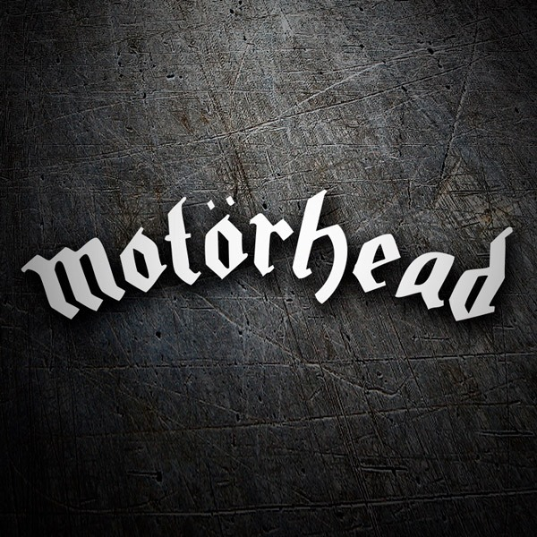 Car and Motorbike Stickers: Motörhead