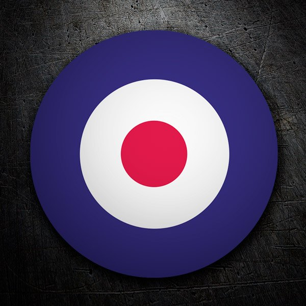 Car and Motorbike Stickers: British aircraft insignia
