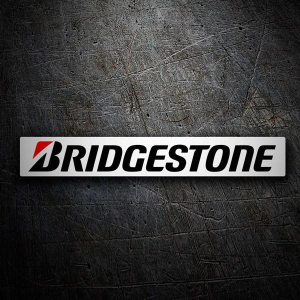 Car and Motorbike Stickers: Bridgestone 3