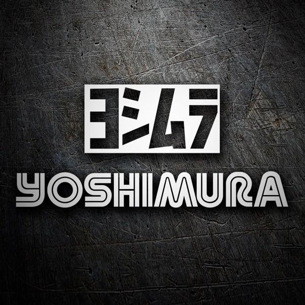 Car and Motorbike Stickers: Yoshimura 2