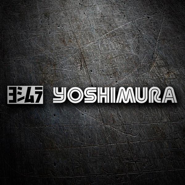 Car and Motorbike Stickers: Yoshimura