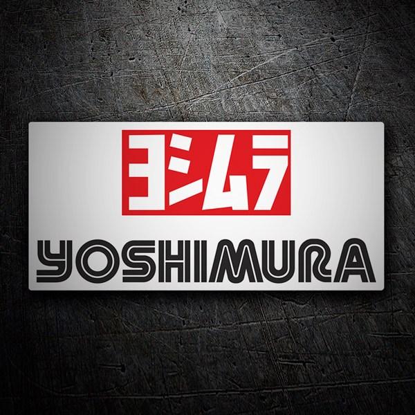 Car and Motorbike Stickers: Yoshimura 3