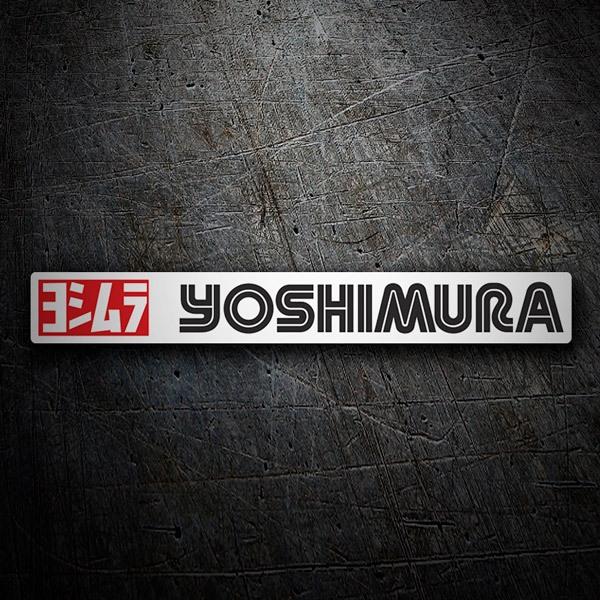 Car and Motorbike Stickers: Yoshimura 7
