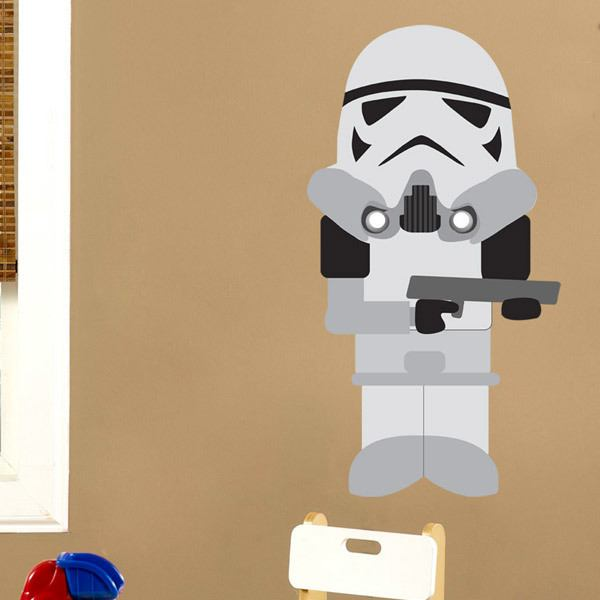 Stickers for Kids: Imperial soldier