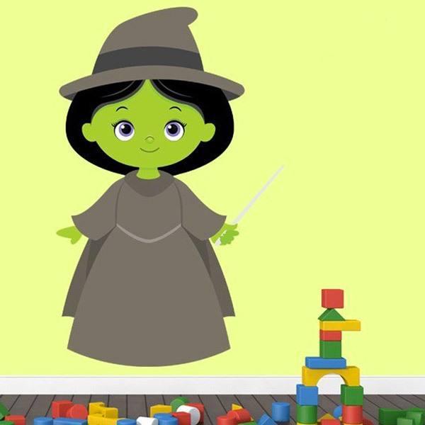 Stickers for Kids: Witch Wizard of Oz