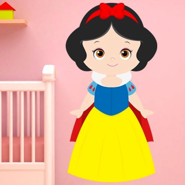 Stickers for Kids: Snow White and Seven Dwarfs