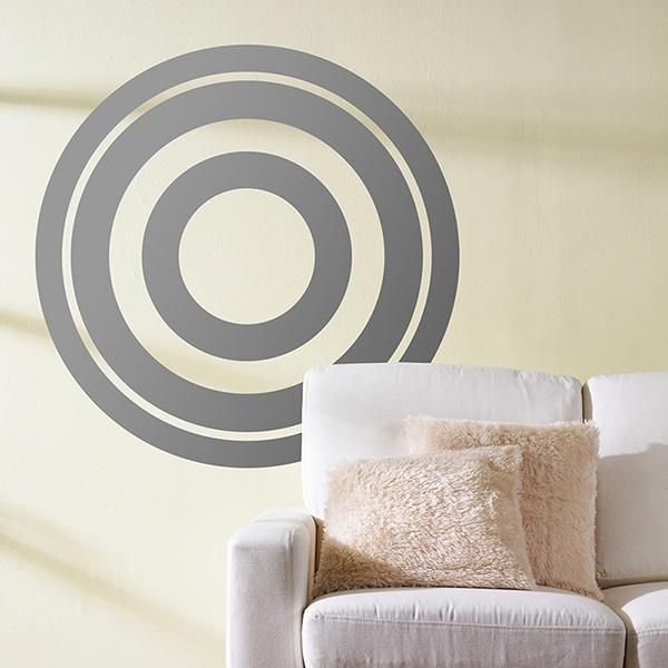Wall Stickers: Circulars 40