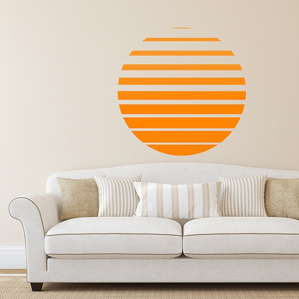 Wall Stickers: circulares 100
