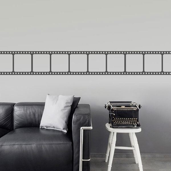 Wall Stickers: Border Movies