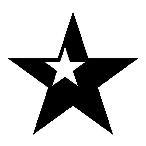 Wall Stickers: Estrella 727