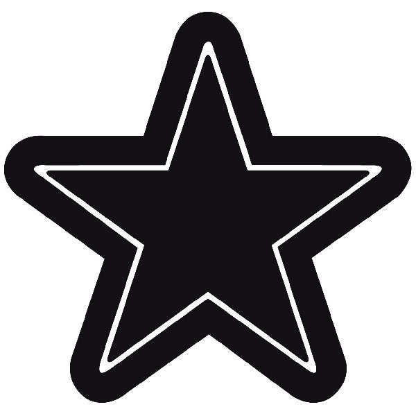 Wall Stickers: Estrella 733