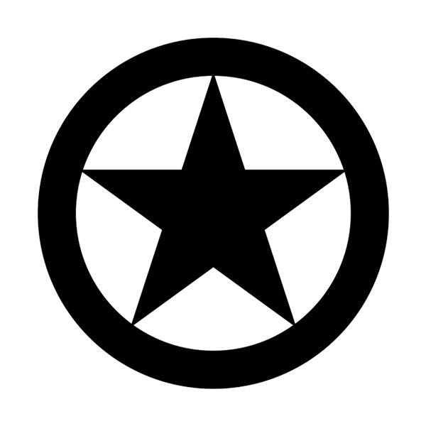 Wall Stickers: Estrella 740