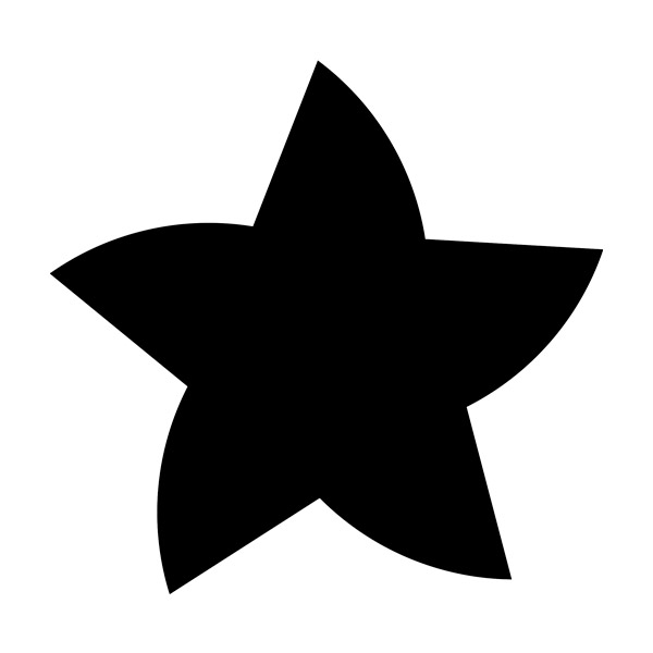 Wall Stickers: Estrella 750
