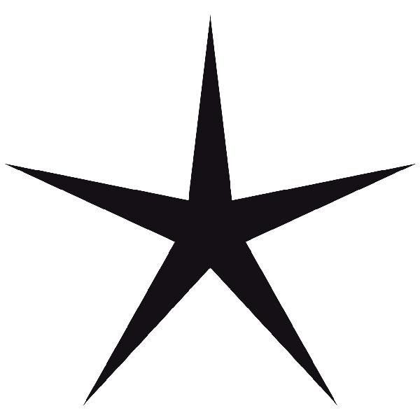Wall Stickers: Estrella 752
