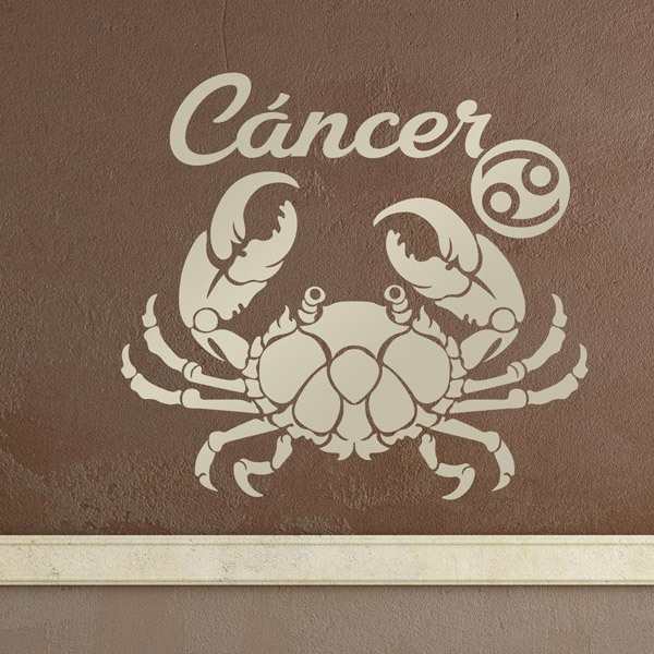 Wall Stickers: zodiaco 26 (Cancer)