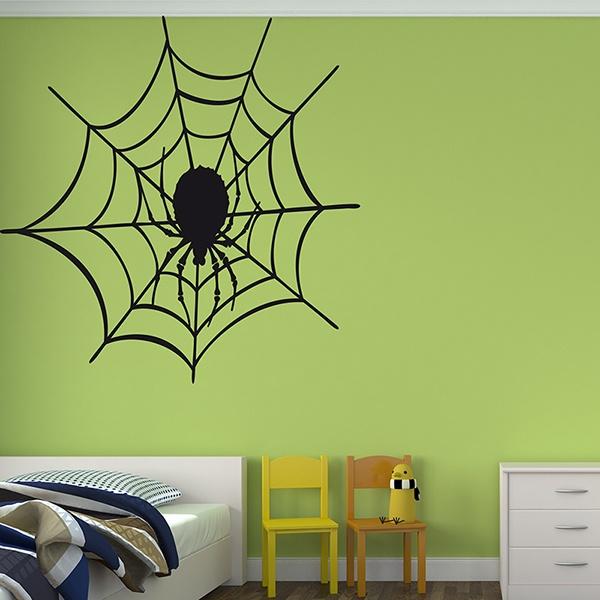 Wall Stickers: Tela de araña 3
