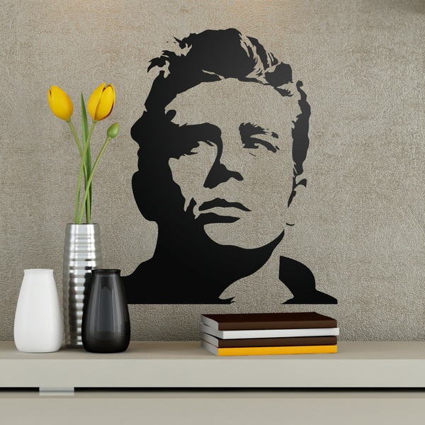 Wall Stickers: James Dean