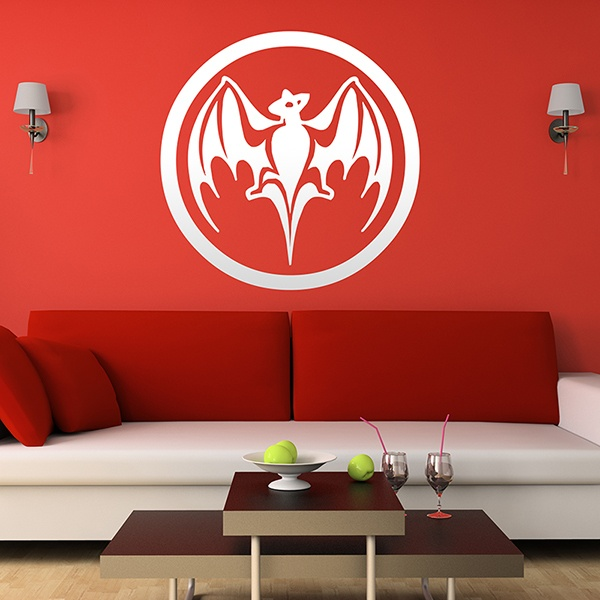 Wall Stickers: Bacardi