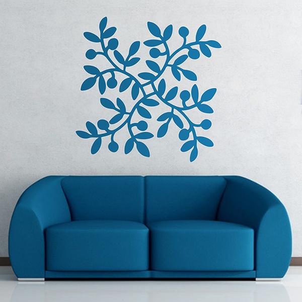Wall Stickers: Ornamental 46