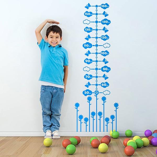 Stickers for Kids: Children Meter