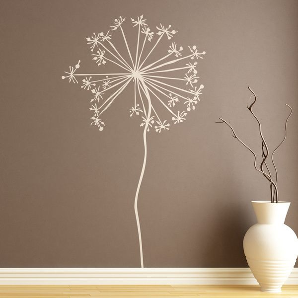 Wall Stickers: Floral 164