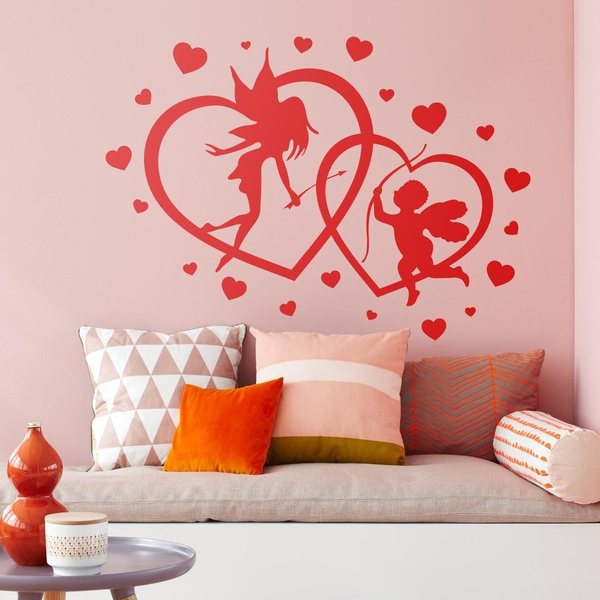 Wall Stickers: Floral 273