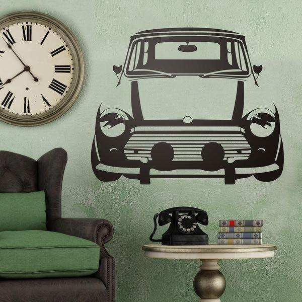 Wall Stickers: Automóvil