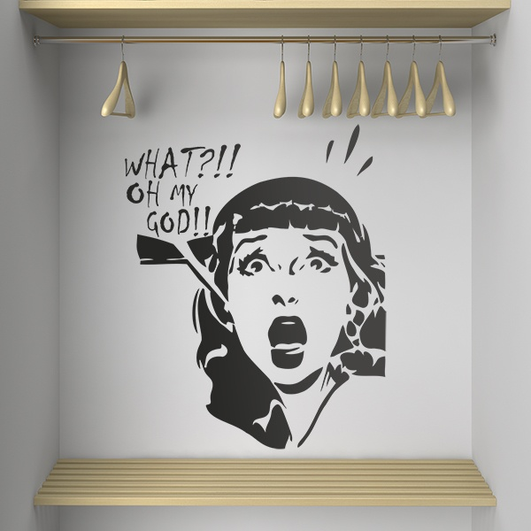 Wall Stickers: Surprise
