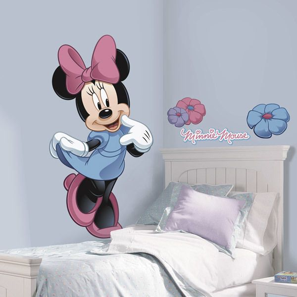 Stickers for Kids: Minnie Mouse Giant