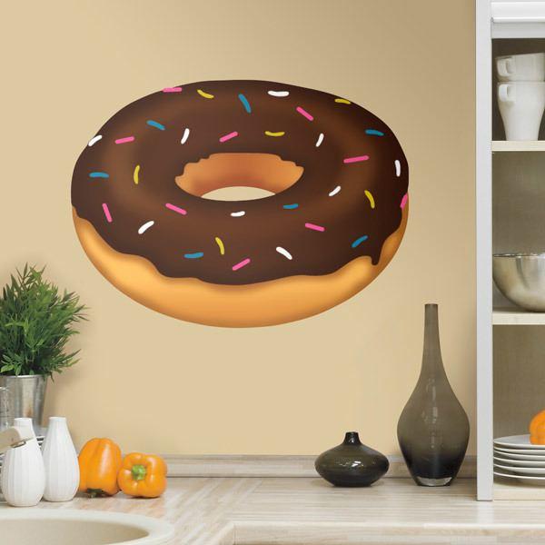 Wall Stickers: Doughnut