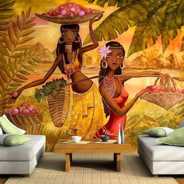 Wall Murals: Negritas