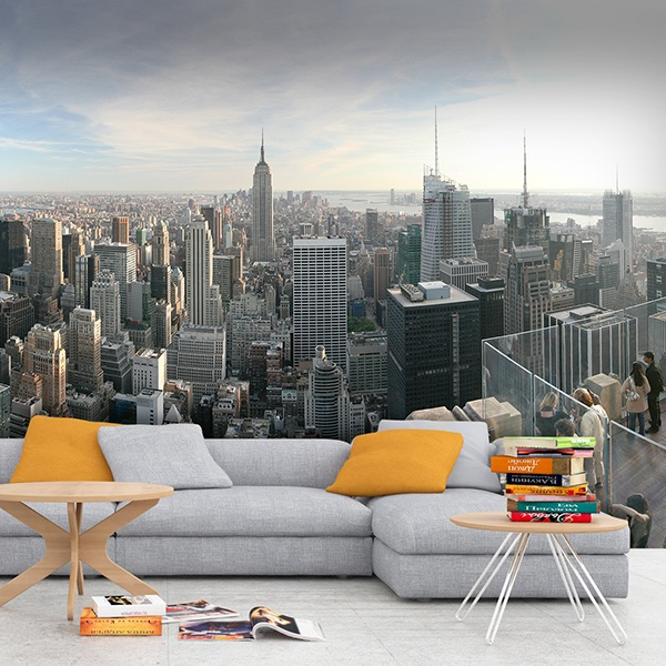 Wall Murals: New York City