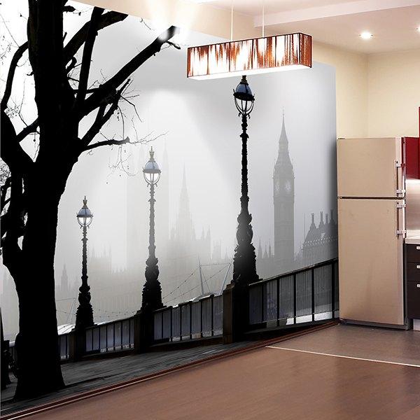 Wall Murals: London 2