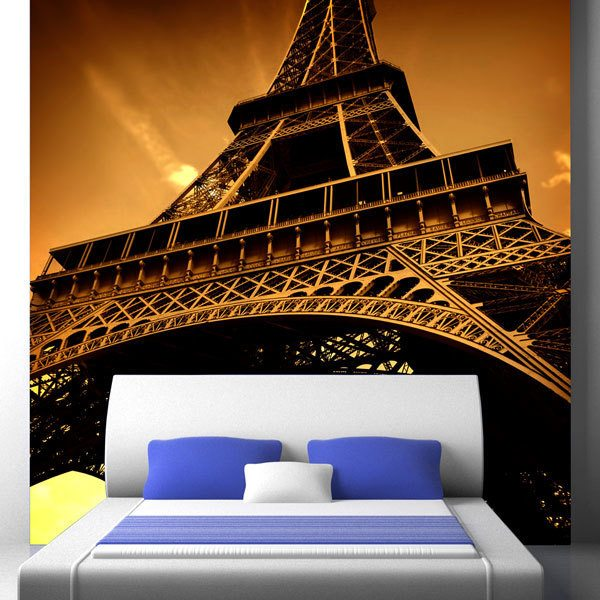 Wall Murals: Eiffel Tower