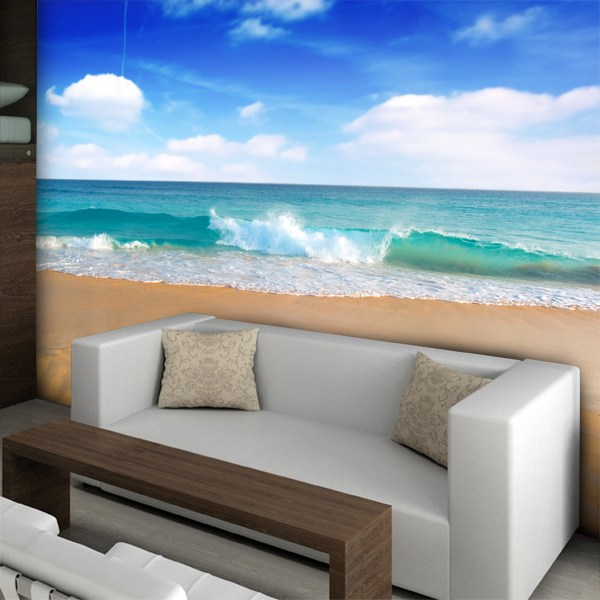 Wall Murals: Beach 48
