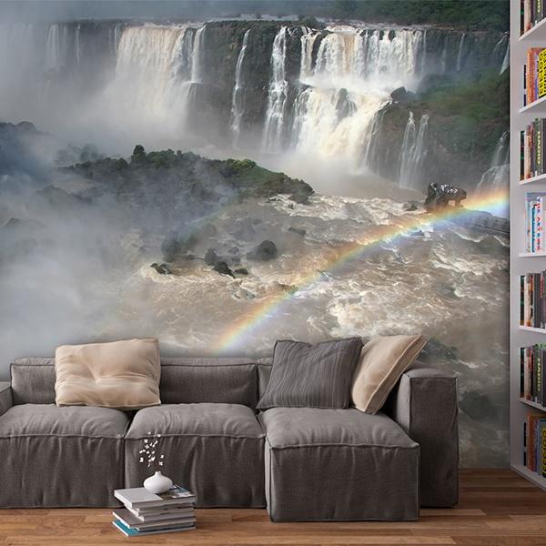 Wall Murals: Waterfalls