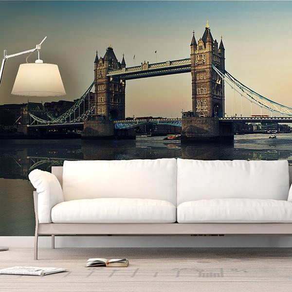 Wall Murals: London Bridge