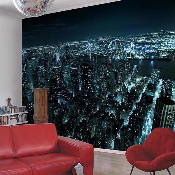 Wall Murals: Downtown Manhattan
