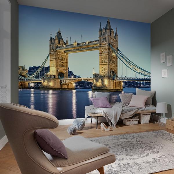 Wall Murals: Puente de Londres