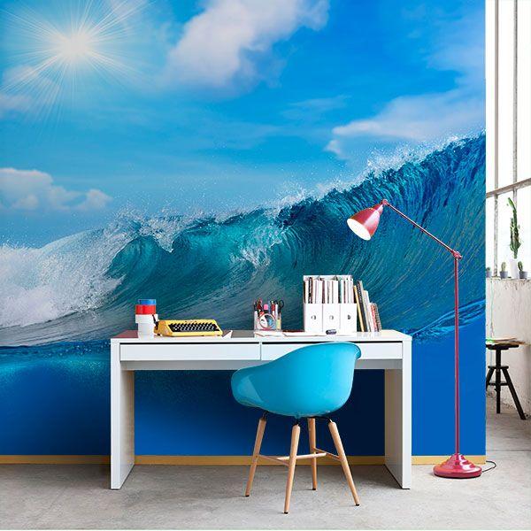 Wall Murals: surf