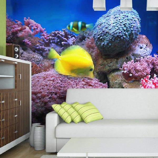 Wall Murals: Aquarium 1