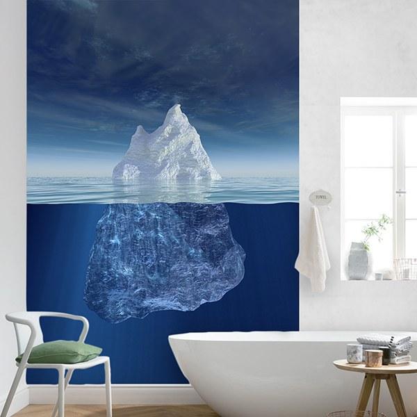 Wall Murals: Iceberg