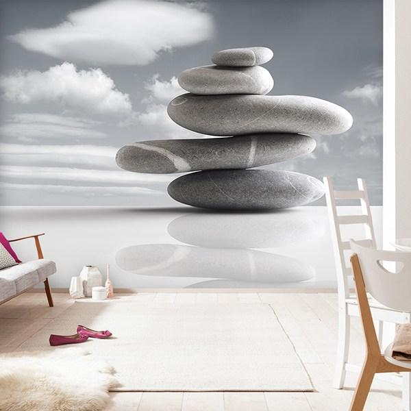 Wall Murals: Stones on the horizon