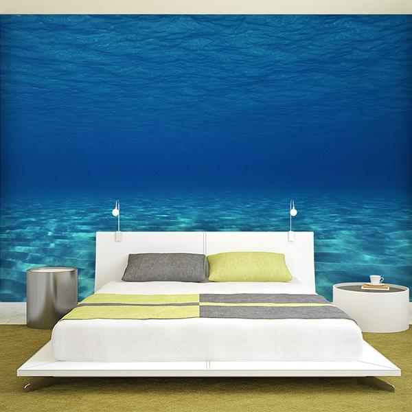 Wall Murals: Deep sea 2