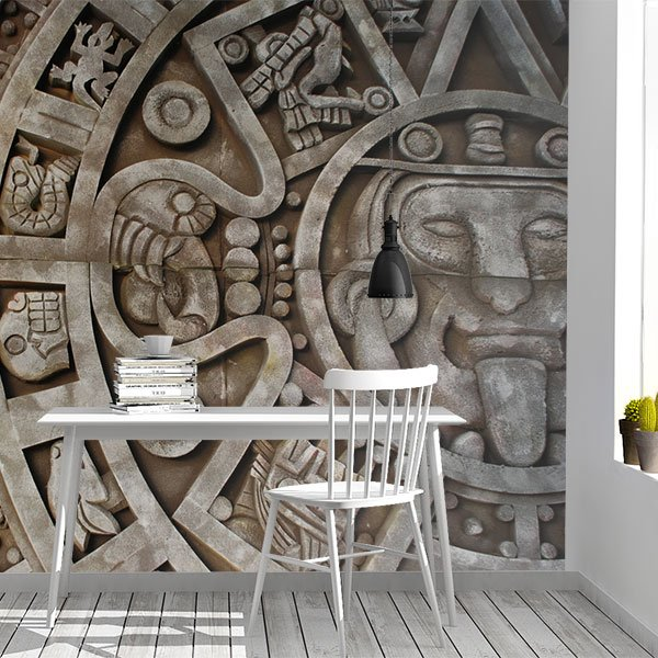Wall Murals: Relief