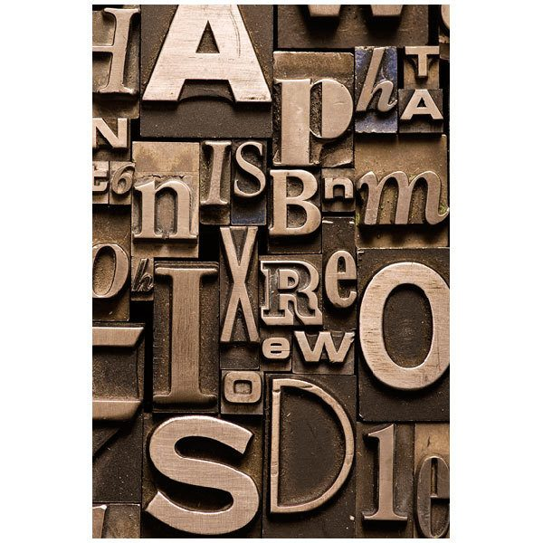 Texture wall murals for Mural lettering